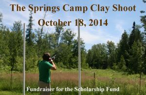 2014 Clay Shoot