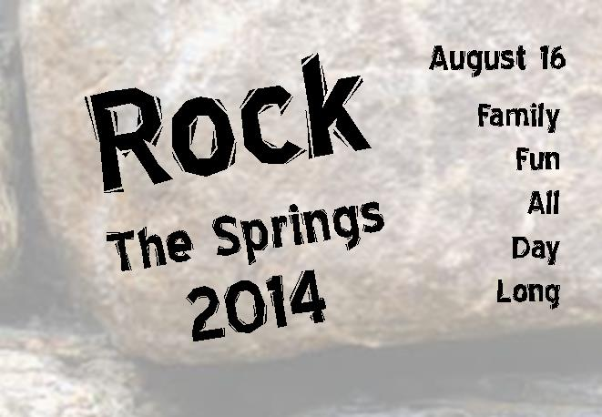 Rock the Springs