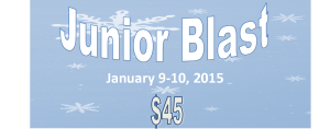 Junior Blast 2015
