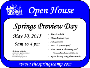 2015 Springs Preview