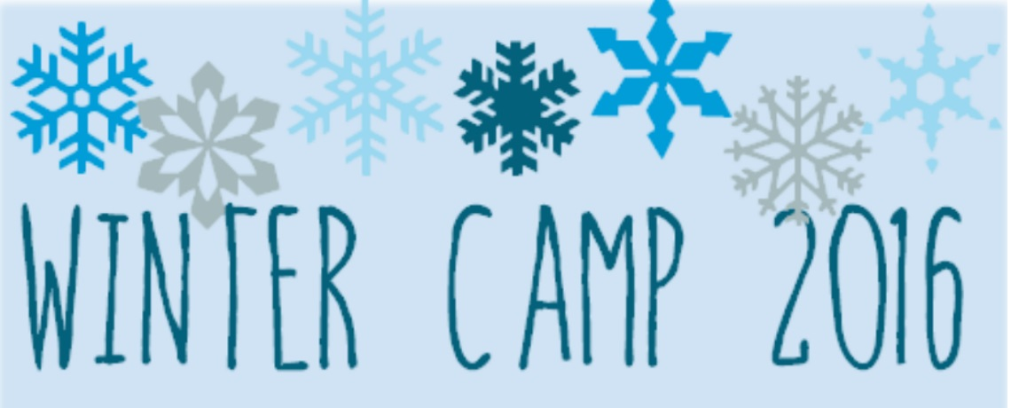2016 Winter Camps