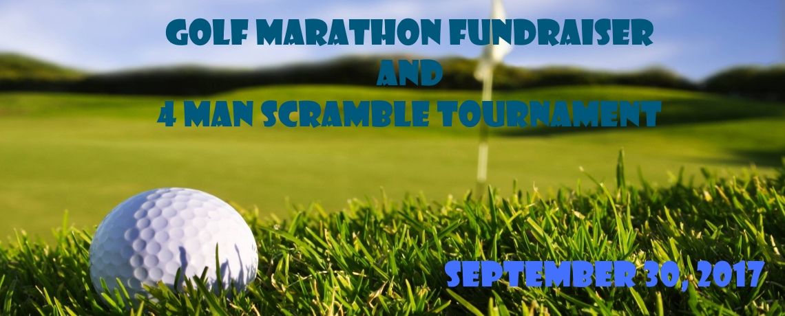 2017 Golf Marathon and 4 Man Scramble