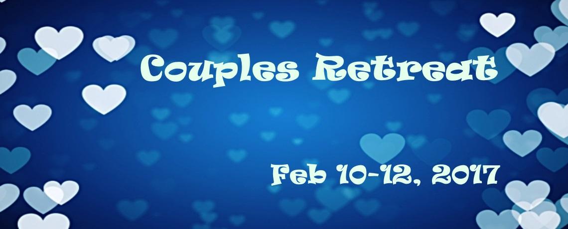 2017 Couples Retreat