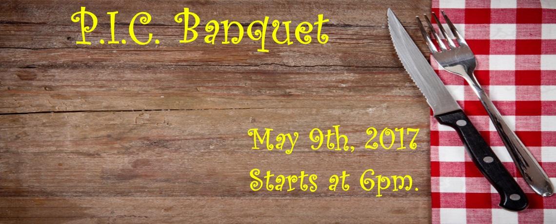 2017 P.I.C. Banquet