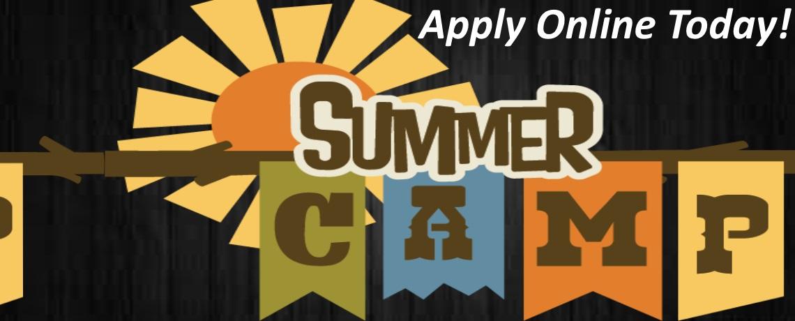 2017 Summer Camper Application