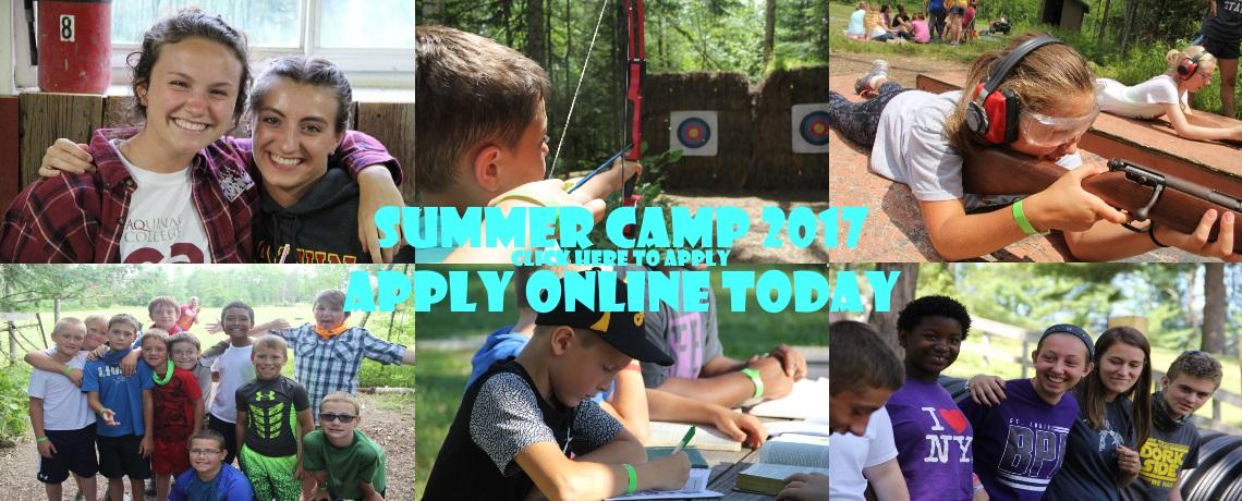2017 Summer Camp