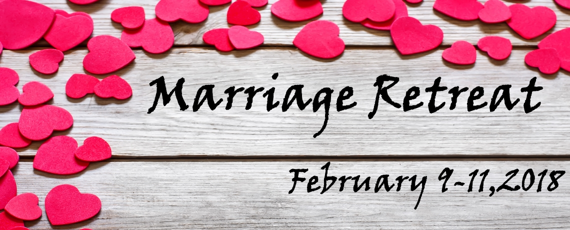 2018 Marriage Retreat