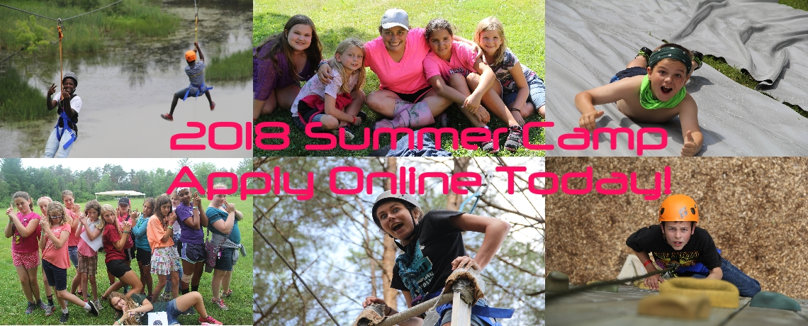 2018 Summer Camper Online Application