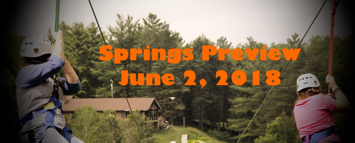 2018 Springs Preview (Open House)