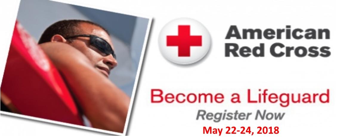 2018 American Red Cross Lifeguard Training