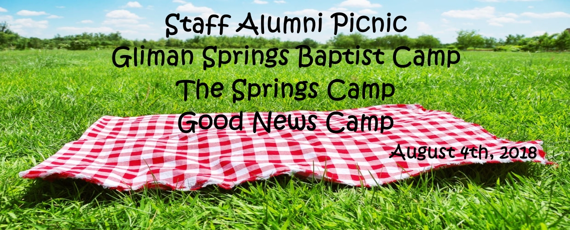 2018 Staff Alumni Picnic