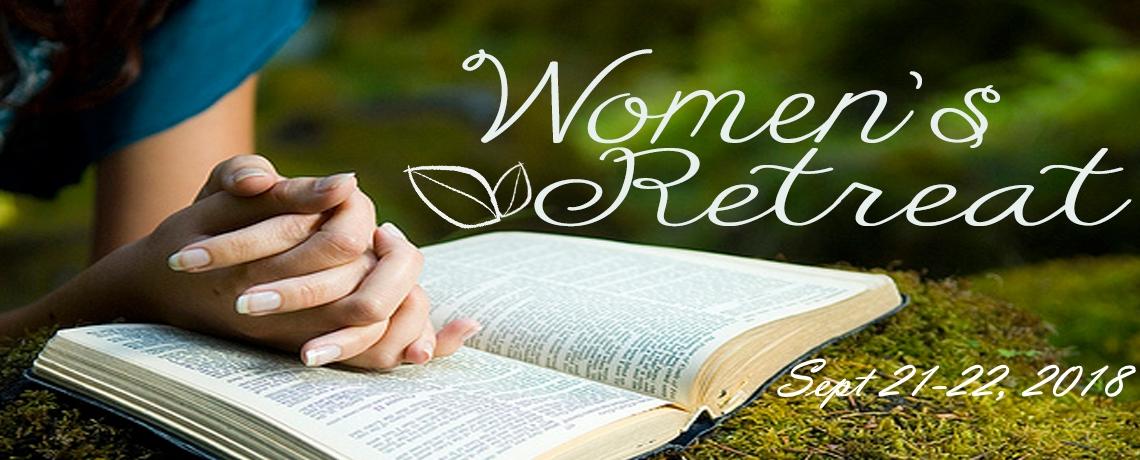 2018 Women's Retreat