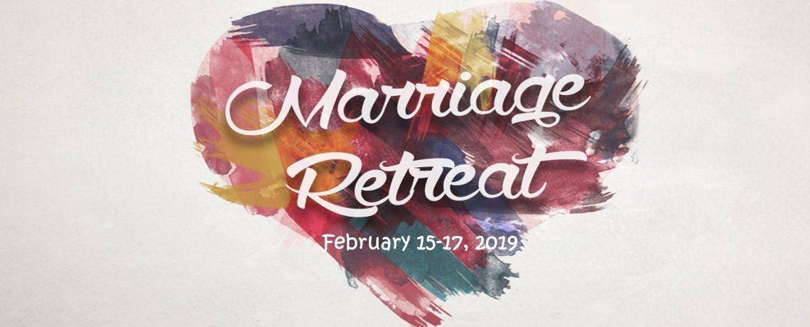 2019 Marriage Retreat