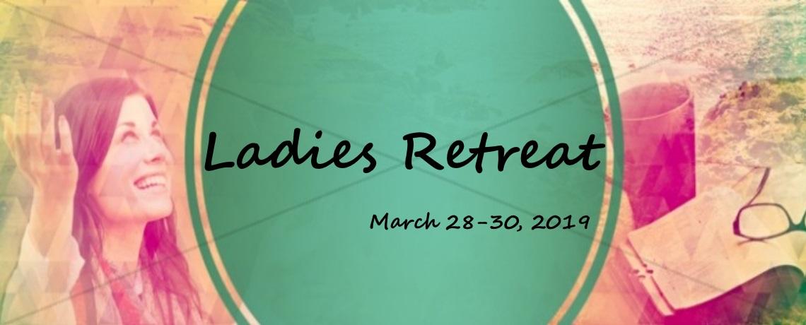 2019 Ladies Retreat