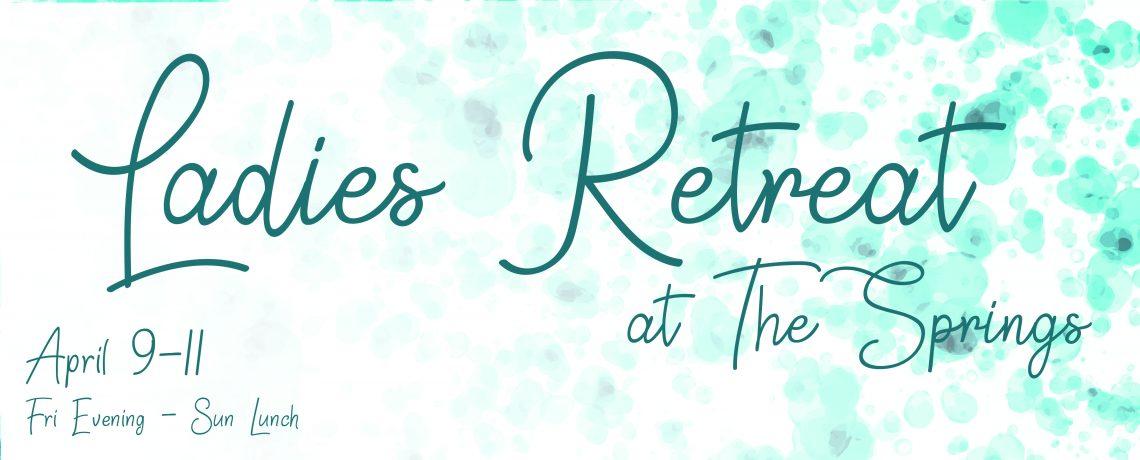 2021 Ladies Retreat